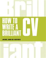 How to Write a Brilliant CV