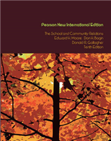 School and Community Relations, The: Pearson New International Edition