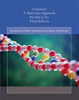 Chemistry: Pearson New International Edition: A Molecular Approach