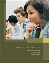 Essentials of Statistics: Pearson New International Edition