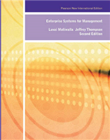 Enterprise Systems for Management: Pearson New International Edition