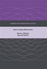 Basic College Mathematics: Pearson New International Edition