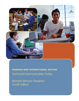 Technical Communication Today: Pearson New International Edition