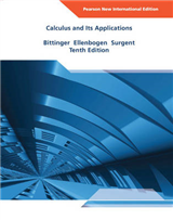 Calculus and Its Applications: Pearson New International Edition