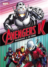 Avengers K Book 1: Avengers Vs. Ultron