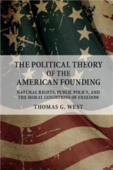Political Theory of the American Founding