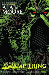 Saga of the Swamp Thing: Book 05
