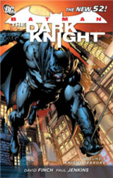 Batman The Dark Knight Volume 1: Knight Terrors TP (The New