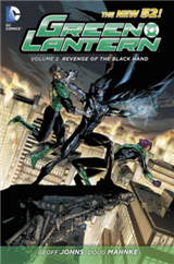 Green Lantern Volume 2: Revenge of the Black Hand HC