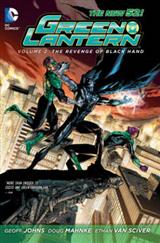Green Lantern Volume 2: The Revenge of Black Hand TP (The Ne