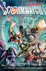 Stormwatch Volume 2: Enemies of Earth TP (The New 52)