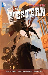 All-Star Western Volume 2: The War of Lords and Owls (The New 52)