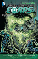 Green Lantern Corps  Volume 2: Alpha War HC (The New 52)