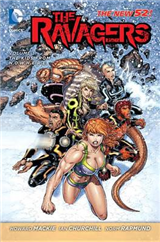 Ravagers Volume 1: The Kids From NOWHERE TP (The New 52)