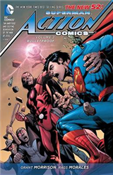 Superman - Action Comics Vol. 2 Bulletproof The New 52