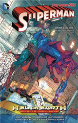 Superman: H\'El on Earth HC (The New 52)