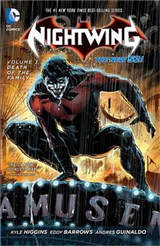 Nightwing Volume 3: Death of the Family TP The New 52