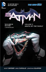Batman Vol. 3 Death Of The Family The New 52