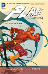 Flash Volume 5: History Lessons TP The New 52