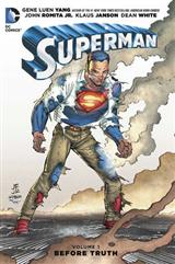 Superman TP Vol 1 Truth