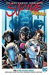 Suicide Squad Vol. 1 The Black Vault Rebirth