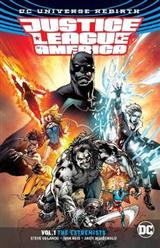 Justice League Of America Vol. 1 Rebirth