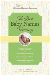 Best Baby Names Treasury 2012
