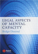 Legal Aspects of Mental Capacity