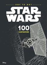 Star Wars: Dot To Dot: 100 Illustrations