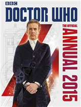Official Doctor Who Annual 2015