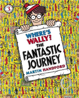 Where's Wally? The Fantastic Journey