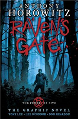 Power Of Five Bk 1: Raven\'s Gate Graphic
