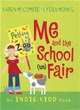 Indie Kidd Bk 7: Me And The School (Un)F