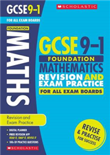 Maths Foundation Revision and Exam Practice Book for All Boa