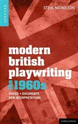 Modern British Playwriting: The 1960s