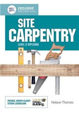 Site Carpentry Level 2 Diploma