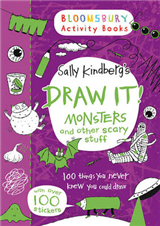 Draw it: Monsters: And Other Scary Stuff