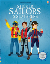 Sticker Sailors and Seafarers