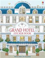 Grand Hotel Doll\'s House Sticker Book