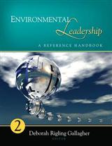 Environmental Leadership: A Reference Handbook