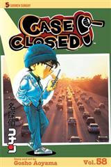 Case Closed, Vol. 58