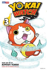 YO-KAI WATCH, Vol. 3