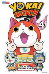YO-KAI WATCH, Vol. 4