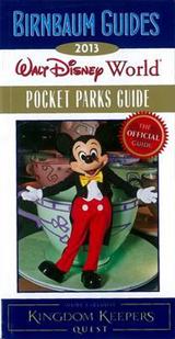 2013 Birnbaum\'s Walt Disney World Pocket Parks Guide