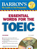 600 Essential Words for the TOEIC: 4th Edition