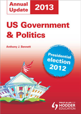 US Government and Politics Annual Update 2013