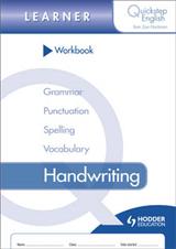 Quickstep English Workbook Handwriting Learner Stage