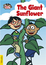 Espresso: Story Time: The Giant Sunflower
