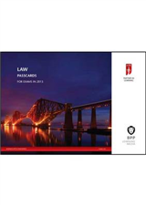 ICAEW - Law: Passcards