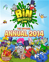 Bin Weevils: the Official Annual: 2014